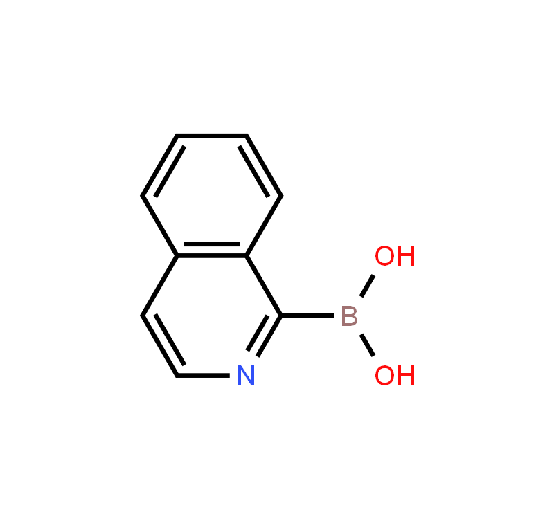 1-Isoquinolylboronic acid