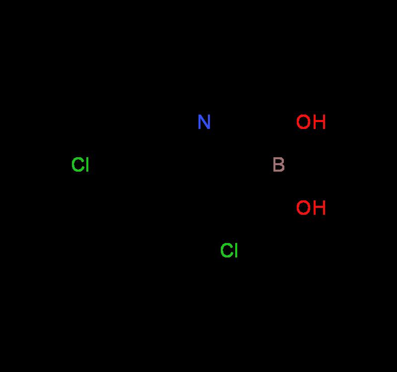 3,5-Dichloropyridine-2-boronic acid