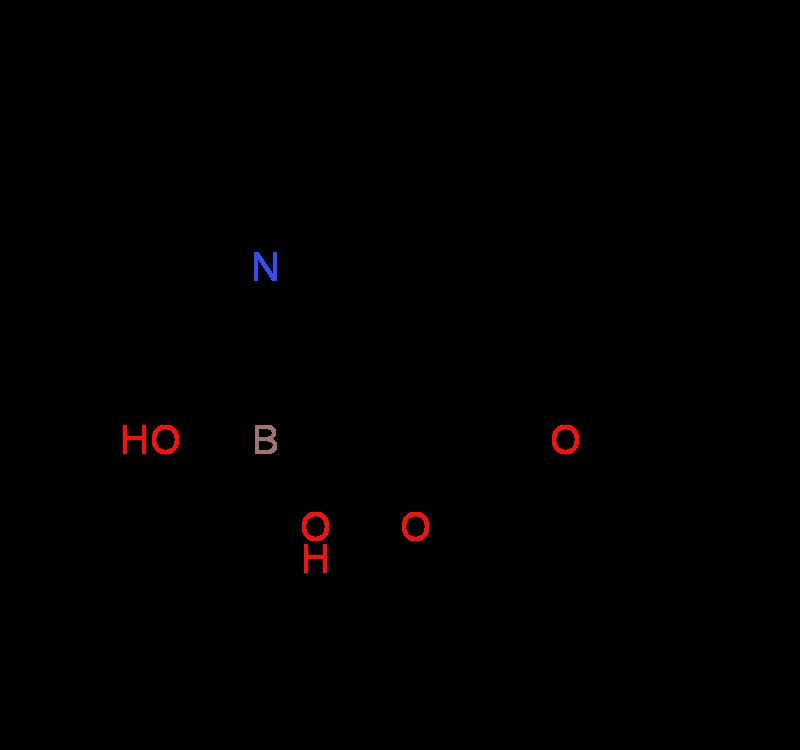 3-Methoxycarbonylpyridine-2-boronic acid