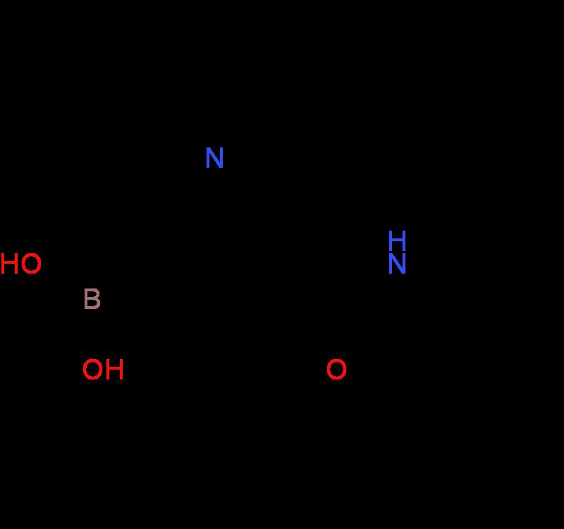 5-(tert-Butylcarbamoyl)pyridine-3-boronic acid