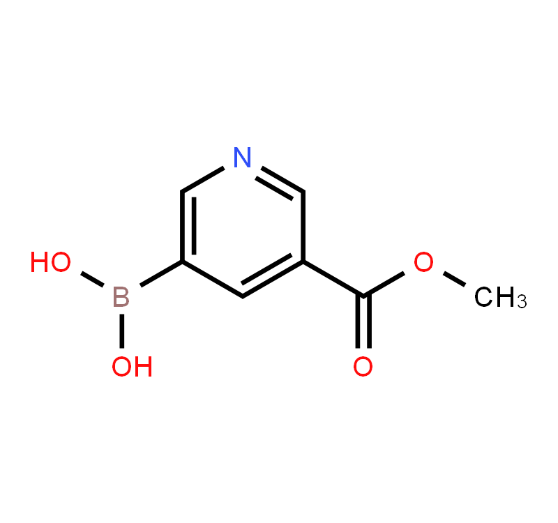 3-(Methoxycarbonyl)pyridine-5-boronic acid