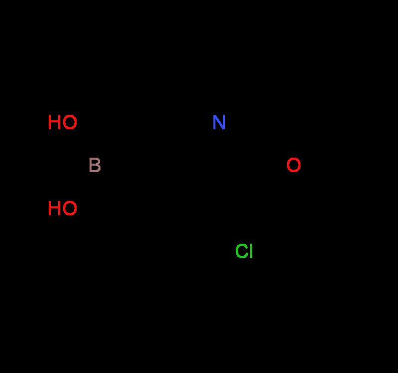 3-Chloro-2-methoxypyridine-5-boronicacid