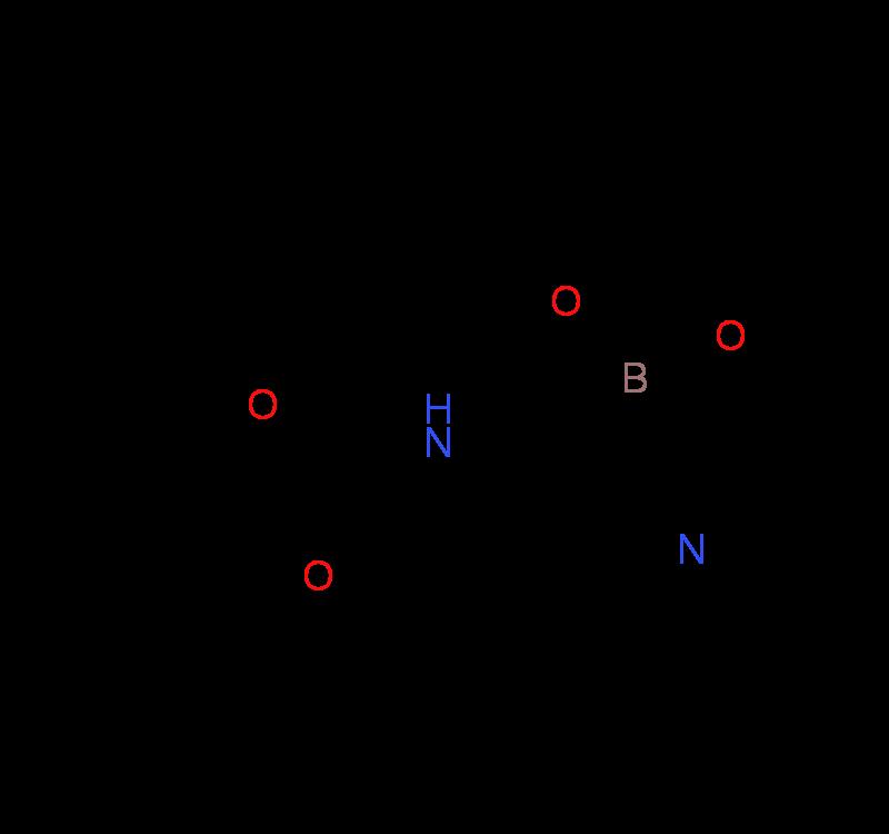 Boc-3-Aminopyridine-2-boronic acid pinacol ester
