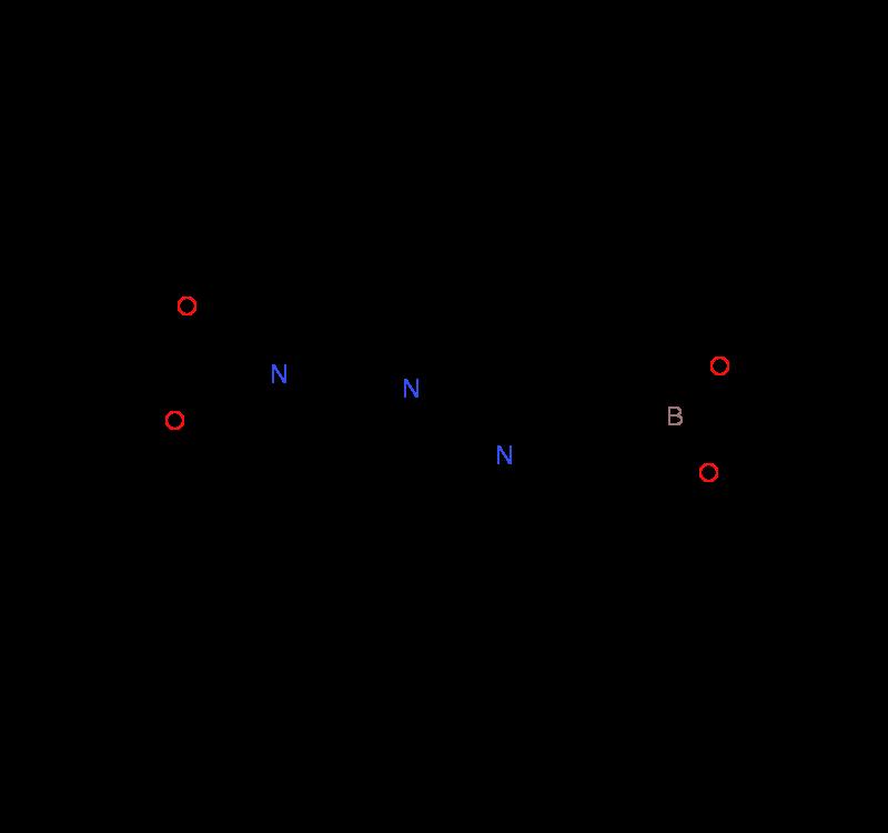 6-(4-N-Boc-piperazin-1-yl)pyridine-3-boronic acid pinacol ester