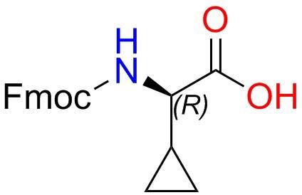 Fmoc-D-Cyclopropylglycine