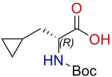 Boc-D-Cyclopropylalanine-DCHA