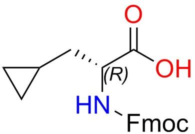 Fmoc-D-Cyclopropylalanine