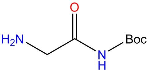 tert-Butyl2-(2-aminoacetamido)acetate
