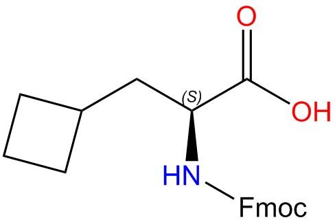 FMOC-L-Cyclobutylalanine