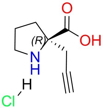 (S)-alpha-propynyl-proline-HCl