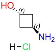 trans-3-Aminocyclobutanol hydrochloride