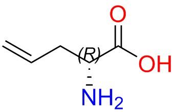 (R)-2-amino-4- pentenoic acid