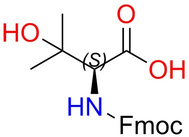 Fmoc-(S)-2-amino-3-hydroxy-3-methylbutanoic acid