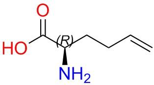 (2R)-2-Amino-5-Hexenoic Acid