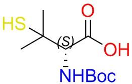 Boc-D-Penicillamine