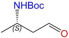 (S)-tert-Butyl (4-oxobutan-2-yl)carbamate