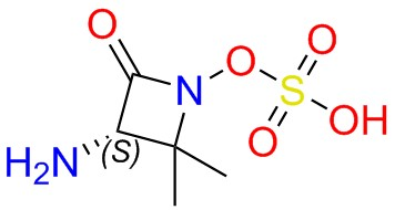 (S)-3-Amino-2,2-dimethyl-4-oxoazetidin-1-ylhydrogensulfate