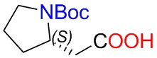 (S)-2-(1-(tert-Butoxycarbonyl)pyrrolidin-2-yl)acetic acid