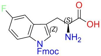 Fmoc-5-fluoro-L-tryptophan