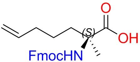 (S)-2-(((9H-Fluoren-9-Yl)Methoxy)Carbonylamino)-2-Methylhept-6-Enoic Acid