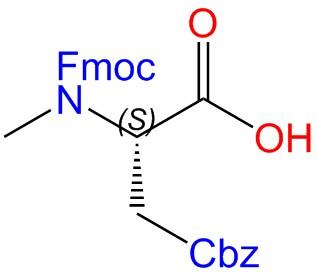 Fmoc-N-MeAsp(OBn)-OH