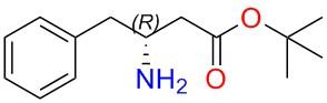 (R)-Tert-Butyl 3-Amino-4-Phenylbutanoate